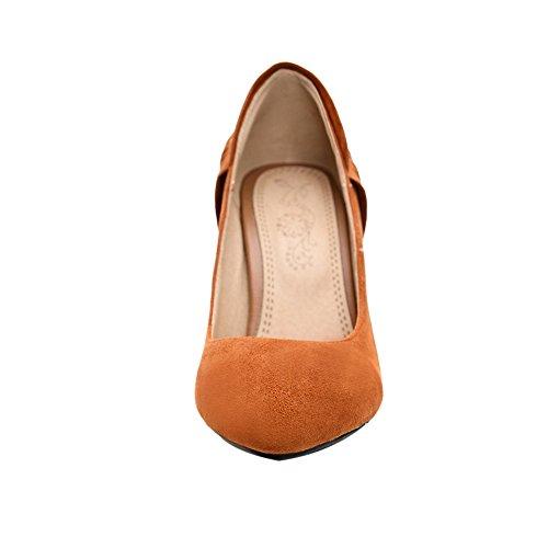 Guoar - Cerrado Mujer marrón