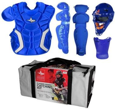 All Star CK1216PS Senior Player Series Catchers Kit by All-Star
