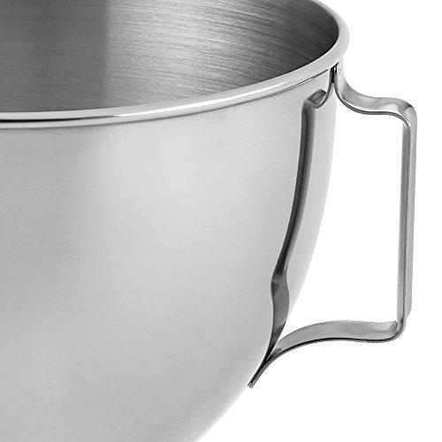 KitchenAid Stainless Steel Bowl K45SBWH, 4.5-Quart - smallkitchenideas.us