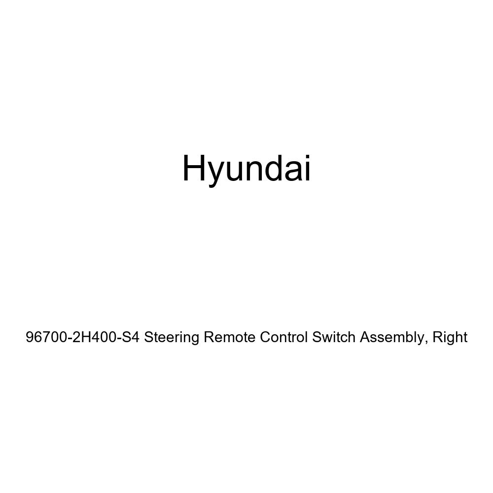 Genuine Hyundai 96700-2H400-S4 Steering Remote Control Switch Assembly Right