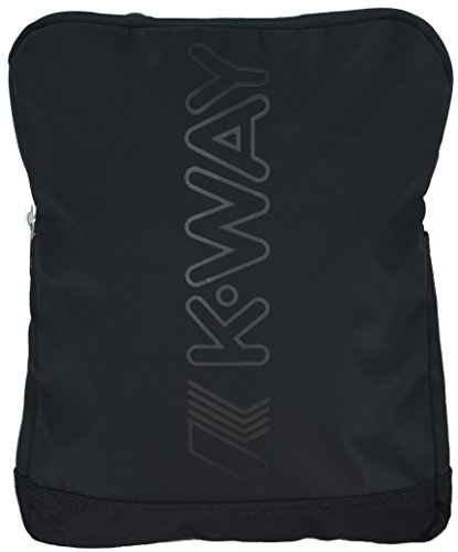 K-WAY K-teen - Shoppers y bolsos de hombro Hombre Negro (0a2 Black)