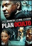 Inside Man ( Plan Oculto) Denzel Washington- European Import- Region 2
