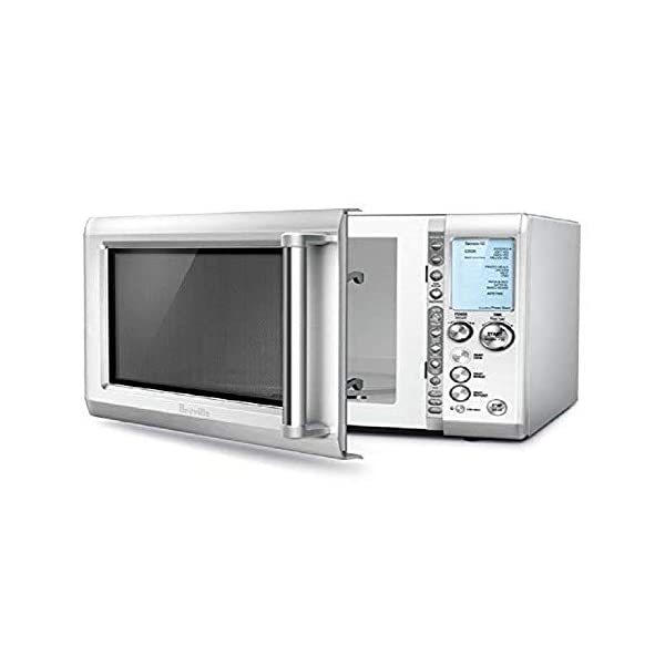 Breville Quick Touch Intuitive Microwave w/ Smart Settings - BMO734XL 2