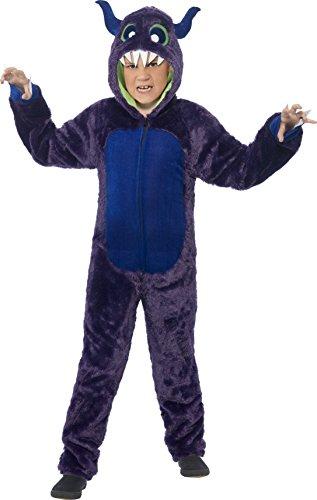 [Smiffys Purple Monster Child Costume (Small)] (Purple Monster Costumes)