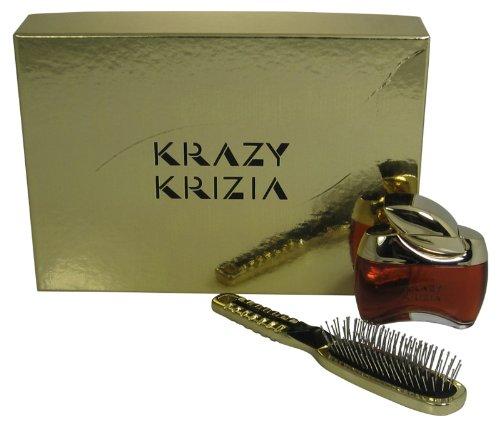 Krizia 3.4 Ounce Edt - KRAZY KRIZIA by Krizia EDT SPRAY 3.4 OZ for Women