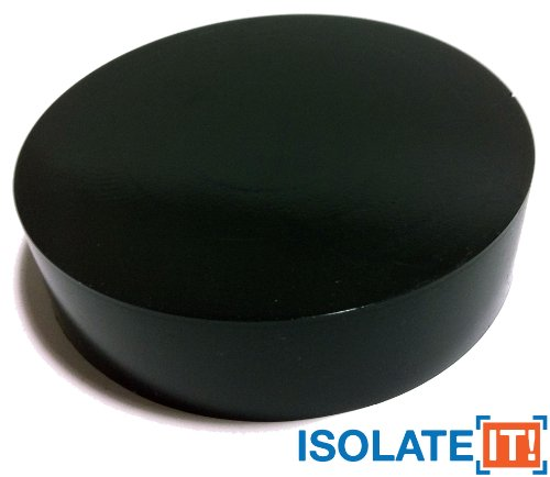 Isolate It: Sorbothane Vibration Isolation Circular for sale  Delivered anywhere in USA