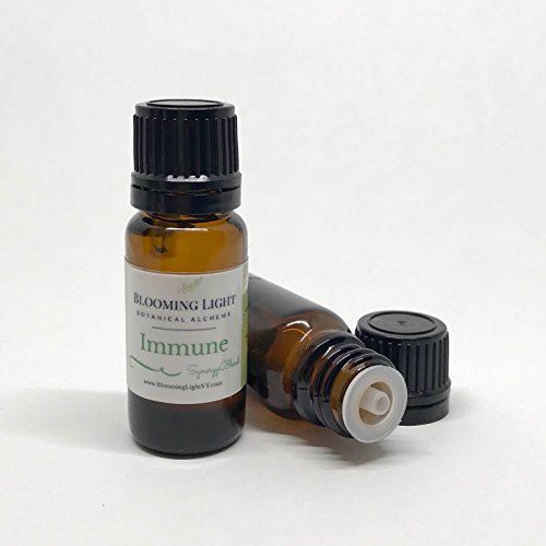 Immune Pure Essential Oil Blend by Blooming Light Botanical Alchemy