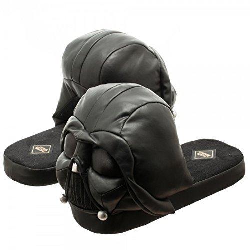 Star Wars Darth Vader 3D Plush Slippers (M) -