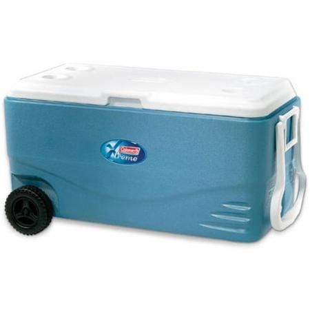 wheeled-cooler-100-qt-hinged-lid-with-deep-beverage-holders