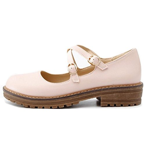Donna Dolce Brogue pink Zanpa Scarpe 2 dP6qdw5