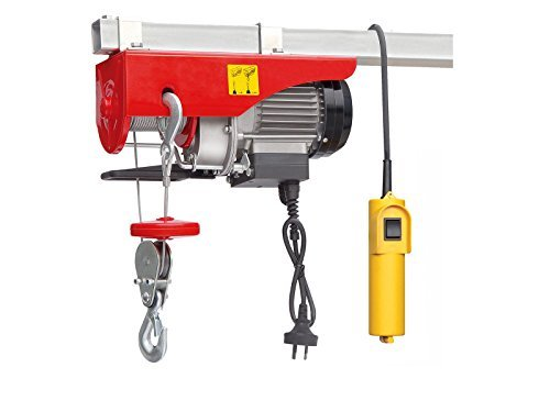 Five Oceans 880 LB. Overhead Electric Hoist Crane - BC 3781