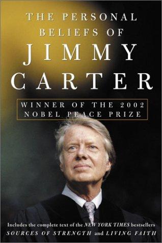 Jimmy Zebra (The Personal Beliefs of Jimmy Carter: Winner of the 2002 Nobel Peace Prize)