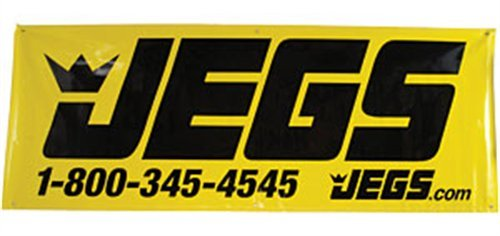 JEGS Apparel and Collectibles 850 JEGS Pit Banner