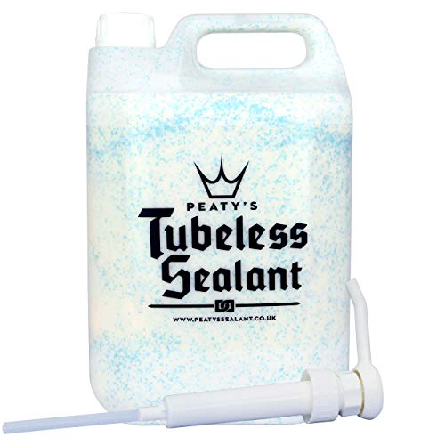 Peaty's Tubeless Sealant 5L Workshop Pump ()
