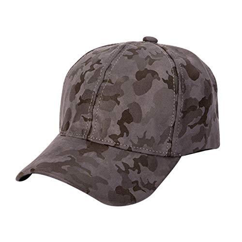 2019 New Baseball Golf Cap Men Women Fashion Peaked Hat Hip Hop Camouflage Curved Strapback Snapback Visor Sun Hat by Fulijie