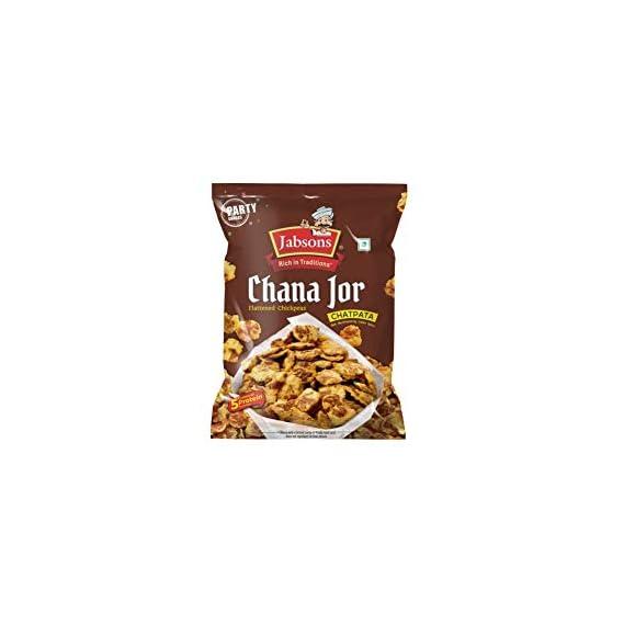 Jabsons Fried namkeen Chanajor 160gm