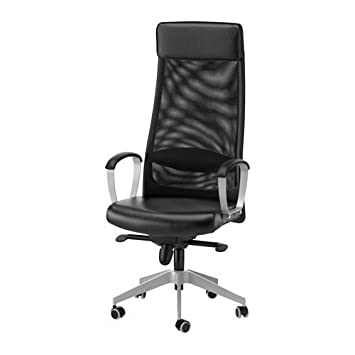 office furniture ikea uk. Ikea MARKUS - Swivel Chair, Black Office Furniture Uk U