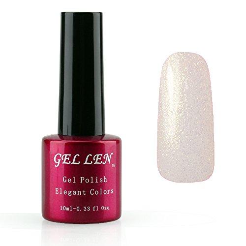 Gellen LED Gel Polish UV Gel Colors 1pc 10ml Shiny Lovely Wi