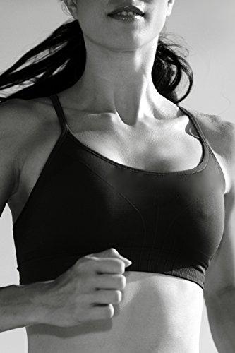 Soutien-gorge soutenant Yoga en coton bio lutte contre le cancer du sein