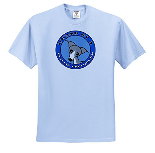 janna-salak-designs-dogs-owned-by-a-italian-greyhound-dog-grey-coat-blue-t-shirts-youth-light-blue-t