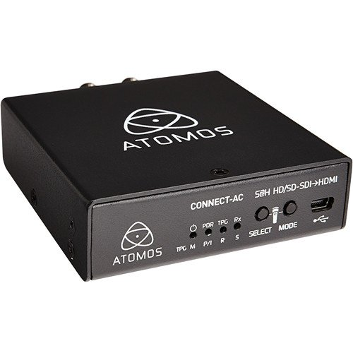 Atomos Connect-AC S2H Converter with AC Cable by Atomos
