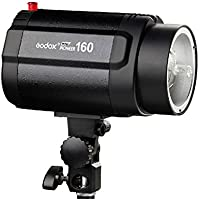 Godox 160 Watt Photo Studio Lighting Mono Master Strobe Flash Light