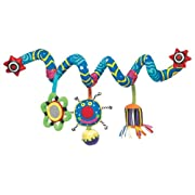 Manhattan Toy Whoozit Activity Spiral Stroller and Travel Activity Toy