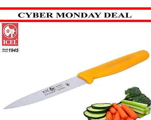 Yellow Kitchen Knife - 7