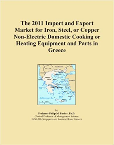The 2011 Import and Export Market for Iron, Steel, or Copper Non-Electric Domestic Cooking or Heating Equipment and Parts in Greece
