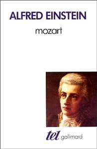 Mozart par Alfred Einstein