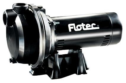 flotec fp5172 pump sprinkler 1 5hp ss shallow well jet pump fp4832