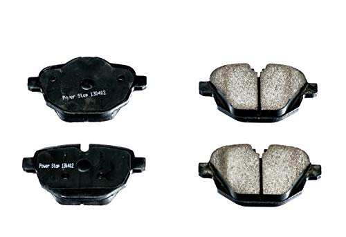 Power Stop 16-1473 Z16 Evolution Rear Ceramic Brake Pads