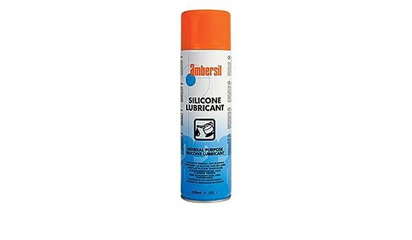 AMBERSIL 500 ml Aceite de silicona Cinta de correr lubricante cera ...