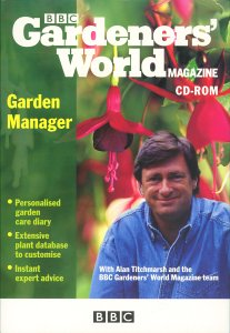 Gardeners World Magazine Garden Manager with Alan Titchmarsh