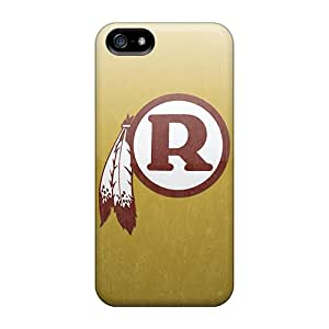 Iphone 5/5s HqC12666WtQm Support Personal Customs HD Washington Redskins Image Great Hard Phone Cases -LisaSwinburnson