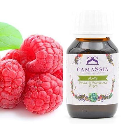 Aceite de pepita de frambuesa virgen - 50ml: Amazon.es: Belleza