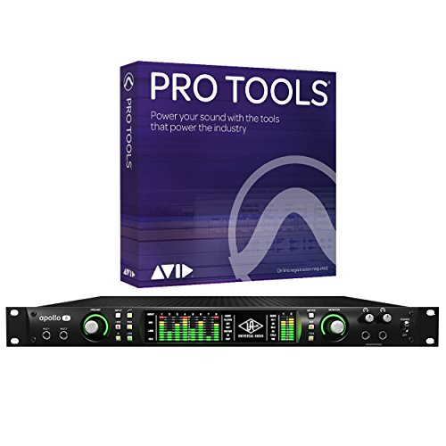Price comparison product image Universal Audio Apollo 8 Thunderbolt Audio Interface with Duo Processing