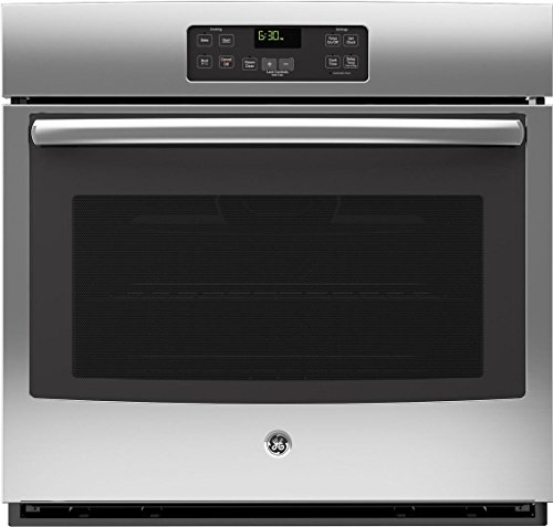 "GE JT1000SFSS 30"" Stainless Steel Electric Single Wall Oven"