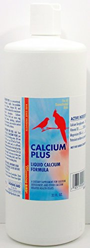 Top liquid calcium supplement for birds for 2019