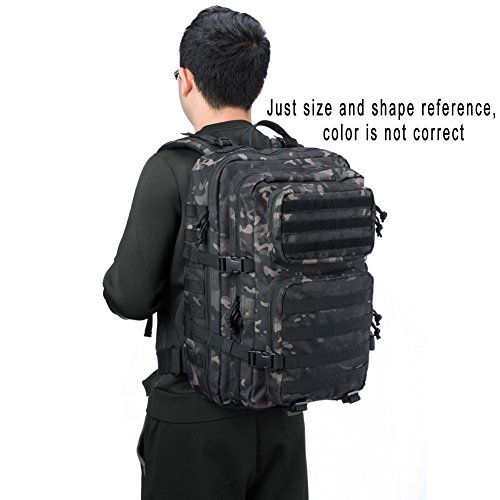 0e2d0ee9604e REEBOW GEAR Military Tactical Backpack Large Army 3 Day Assault Pack ...