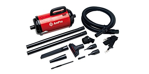 Ampro T80385 Powerful 3HP Portable Electric Vacuum Blower by AmPro