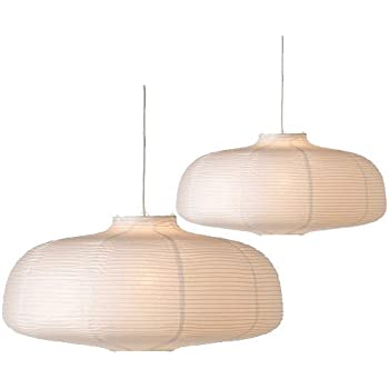 2 ikea vate pendant lamps amazon 2 ikea vate pendant lamps aloadofball Images