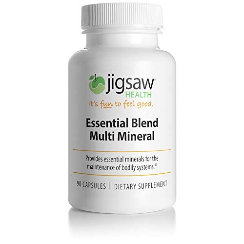 Jigsaw Health - Multi-Mineral, Essential Blend - Replenishes Minerals and Critical Trace Minerals
