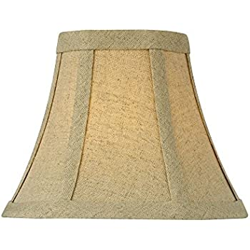Burlap Bell Shaped Rustic Nautical Style Replacement Table