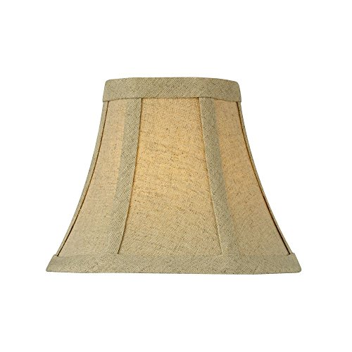 Burlap Bell Shaped Rustic Nautical Style Replacement Table L