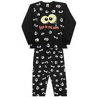 Pijama Infantil Menino Brilha no Escuro Fear of the Dark (Medo do Escuro)
