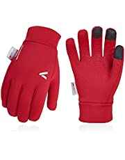 Vgo 1Pair -5℃/23°F or Above Winter Outdoor Gloves,Hiking Gloves,Cycling Gloves,Moto Gloves(FT3114FL)