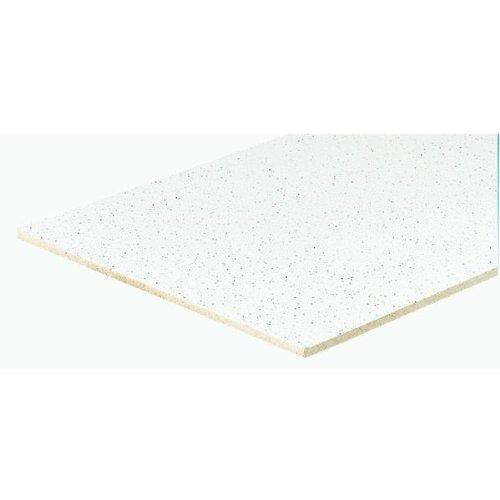 Usg 817520 R2310 Radar Ceiling Tile, 2X4 Ft. X 5/8 In, 8 Tiles Per Box