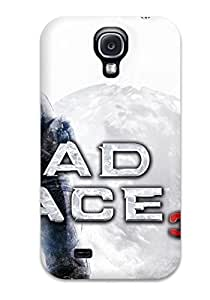 9336801K78109593 Fashion Protective Dead Space 3 Game Case Cover For Galaxy S4