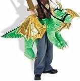 Kids Green Dragon Costume